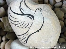 La colombe pour l'éternité