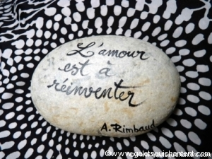 Galet amour