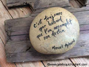 Citation Le destin